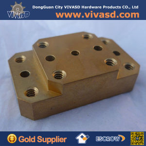 Professional CNC Machining Aluminum Sand Blasting Parts pictures & photos