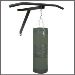 2 in 1 Home Gym Wall Bar with Boxing Bag