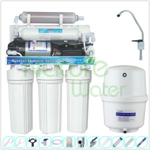 Home RO Water Filter System with Mineral Ball Cartridge pictures & photos