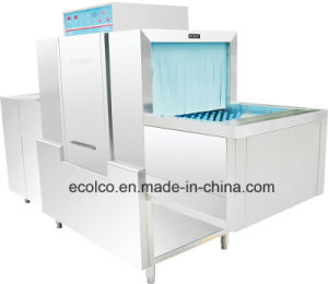 Eco-LC260 Automatic Small Conveyor Dish Washer Machine pictures & photos