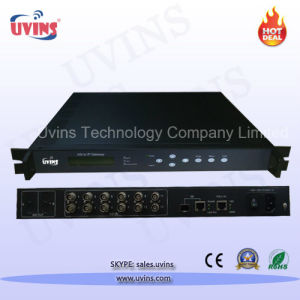 Digital TV Headend Asi to IP Gigabits IP Gateway pictures & photos