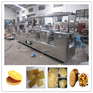 Sandwiching Biscuit Production Line pictures & photos