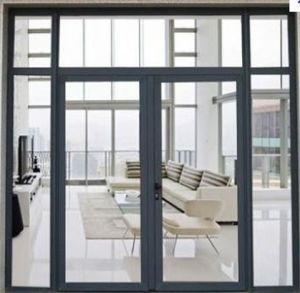 European Aluminum Sliding Glass Patio Door