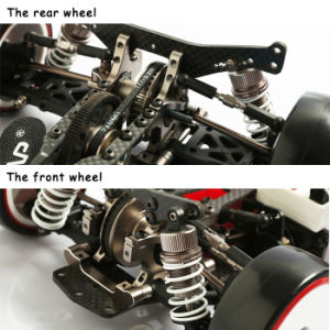 Very Good Price for 1: 10th Scale 4WD Drift RC Toy Car with Metal Frame pictures & photos