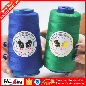 15 Years Factory Experience Dyed Spool of Sewing Thread pictures & photos