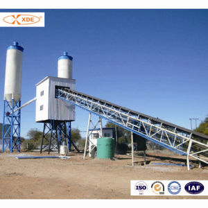 Hzs60 Concrete Mixing Plant for Road Construction