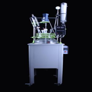 Multi-Function Reactor/Single Layer Glass Reactor with Chiller (F100HA) pictures & photos