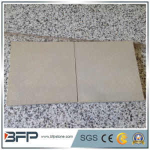Light Beige Nature Tile Sandstone for Flooring/Wall Cladding/Paving/Window Sill pictures & photos