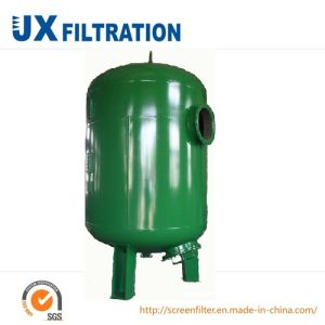 High Efficiency Fiber Ball Filter pictures & photos