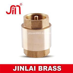 Brass Spring Check Valve-Pn16 Brass Core (JL-305B)