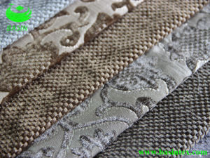 Jacquard Chenille Sofa Fabric (BS7012b) pictures & photos