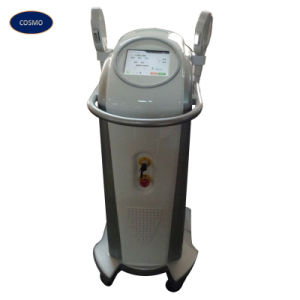 Factory Price Vertical E Light Shr IPL+ Diode Laser Hair Removal Equipment&Machine pictures & photos
