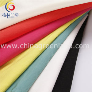 Rayon Nylon Spandex Plain Grosgrain Fabric for Lining Garment (GLLML222) pictures & photos