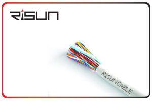 LSZH/ PVC Jacket Cat3 Cable Telephone Cable pictures & photos
