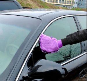 Car Microfibre Super Mitt Washing Glove pictures & photos