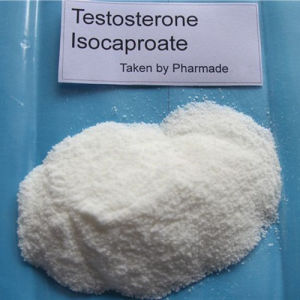 Testosterone Isocaproate Steroid Powder for Male Hypogonadism pictures & photos