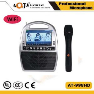 Portable Voice Amplifier for Karaoke with WiFi Connecting New Model!