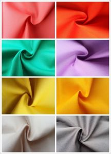 Plain 80t 20c 21s 100X52 Uniform Fabric pictures & photos