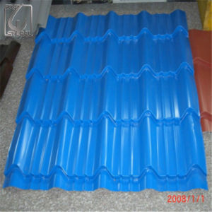 Gi Color Coated Roofing Sheet for Roof and Wall pictures & photos