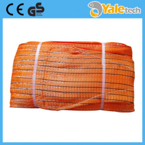 100% Polyester Webbing Sling, Lifting Sling, En1492-1 and GS Approval pictures & photos