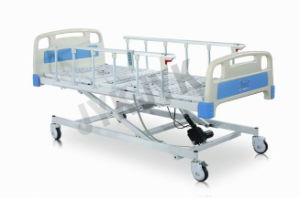 Electric Hospital Bed with Three-Function pictures & photos