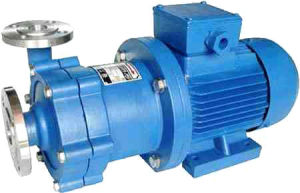Stainless Steel Magnetic Pump Without Leakage pictures & photos