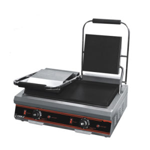 Double Phase Flat Panini Contact Grill pictures & photos
