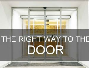 Automatic Door Mechanism with 2.1m, 4.2m, 3m, 6m Track pictures & photos