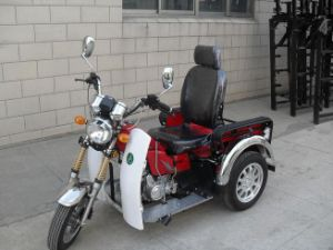Mini 110cc Disabled Vehicle Handicapped Tricycle for Deformed Man pictures & photos