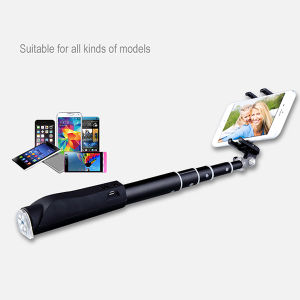 Bluetooth Selfie Stick for iPhone 6 Samsung S6 S6 Edge pictures & photos