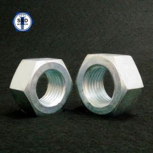 Hex Nut DIN934 Class6/8 Zinc Plated High Quality