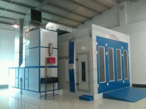 Wld9000au Australia/New Zealand Standard Spray Booth pictures & photos