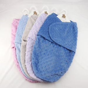 Solid Color Embossed Micro Mink Sleeping Bag pictures & photos