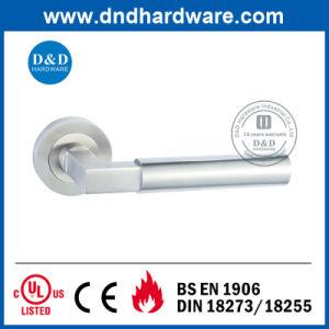 Handle Hardware for Fire Rated Steel Door pictures & photos
