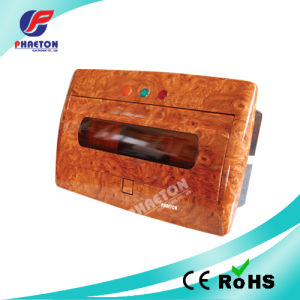 13 Way MCB Electrical Power Distribution Box Wooden Color pictures & photos