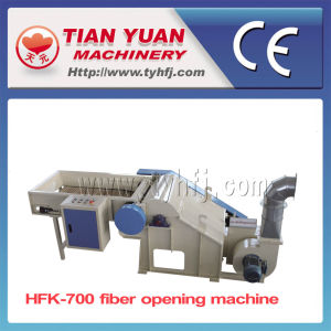 Polyester Fiber Opening Machine with High Quality High Efficiency pictures & photos