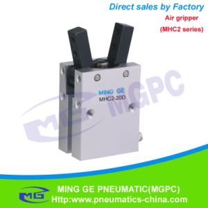 Pneumatic Air Gripper Cylinder Machine Gripper (MHC2-20 SMC type)