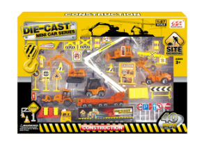 Die Cast Metal Toy Construction Play Set for Boy (H2868060) pictures & photos