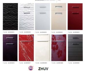 Cabinet Doors for Kitchen (ZHUV) pictures & photos