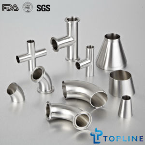 Stainless Steel Food Grade Sanitary Tube Fitting pictures & photos