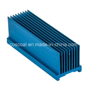 Aluminium Heat Sink with Skiving Fin pictures & photos