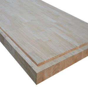 Conventional Rubber Wood Finger Joint Panels