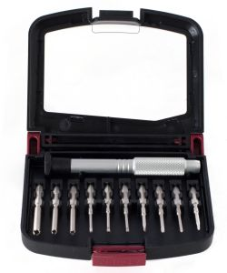 Screwdriver Set with 10 Blades-09536 New Arrival