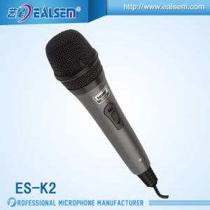 Computer Network K Song Microphone USB Microphone pictures & photos