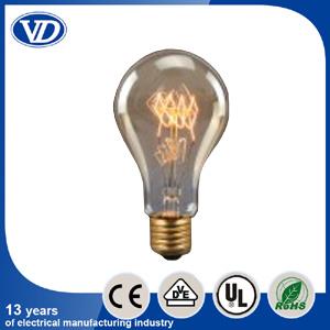 Carbon Filament Incandescent Edison Light Bulb A23