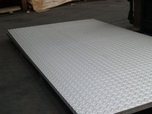 Pattern Plate 2.5-20mm Thickness Steel Sheets Hot Rolled Steel Sheet Q235/Ss400/A36 pictures & photos