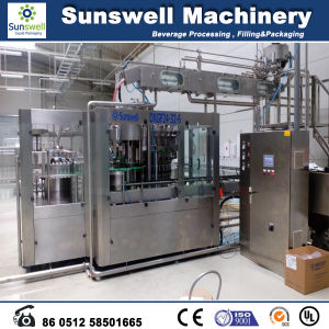 9000bph Carbonated Drink Bottling Machine pictures & photos