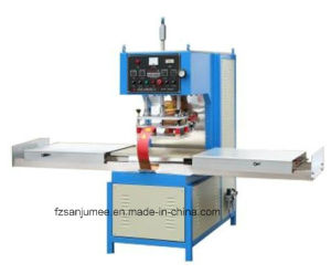 High Frequency Welding Machine with Slding Table for PVC Welding pictures & photos