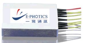 1X8 Mechanical Fiberoptic Switch