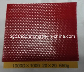 PVC Coated Tarpaulin (1000dx1000d, 20X20) for Truck Cover, and Tent. pictures & photos